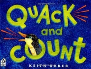 Quack and Count The Biggest List of the Best Math Picture Books EVER