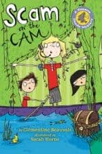 Scam on the Cam Good Books for 5 - 7 Year Old Beginning Readers