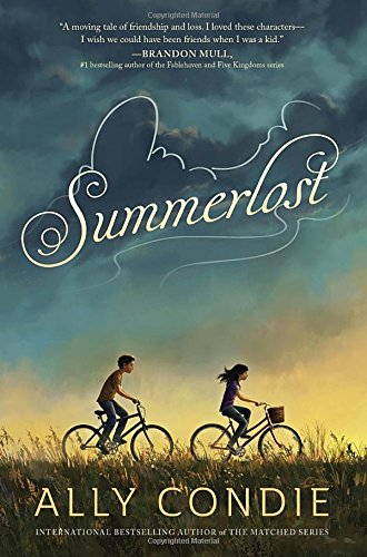 Summerlost Parental Death in Middle-Grade Books (Ages 8 - 12)