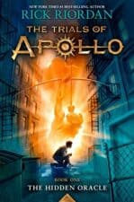 Trials of Apollo Favorite Sci-Fi and Fantasy Chapter Books
