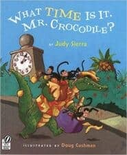 What Time is it Mr Crocodile