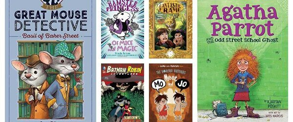 Good Books for 5 – 7 Year Old Beginning Readers