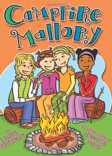 campfire mallory Summer Vacation Books About Summer Vacation