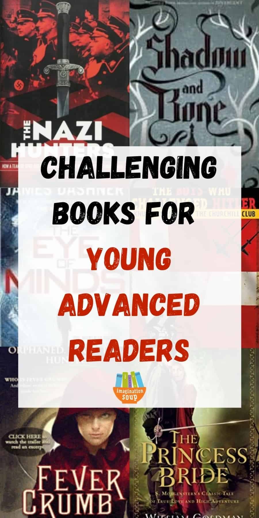 challenging books for young advanced readers