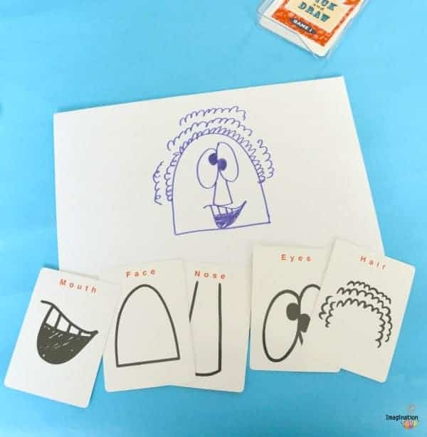 fun drawing game for kids