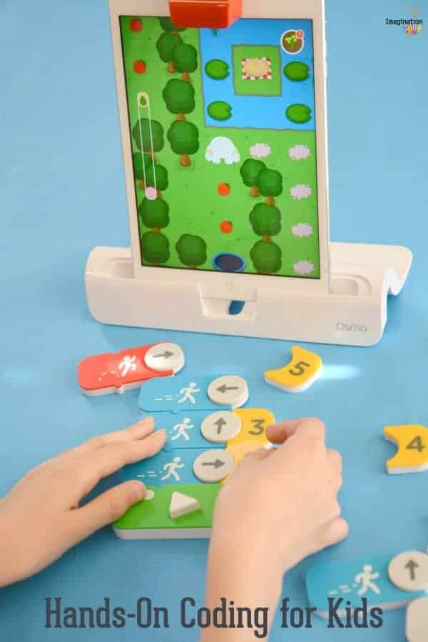 Hands-On Coding for Kids with Osmo