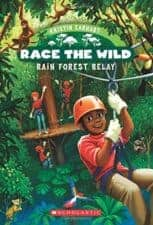race the wild Captivating Adventure and Mystery Chapter Books