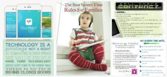 screen time rules and guidelines for kids and families