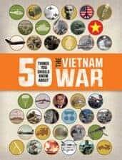 50 Things Vietnam War Amazing Non Fiction Children's Books
