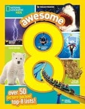 Awesome 8- 50 Picture Packed Top 8 Lists Amazing Non Fiction Children's Books
