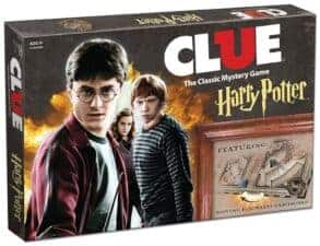 CLUE Harry Potter Favorite Harry Potter Games