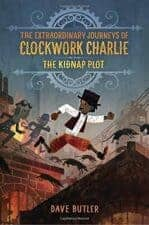 Clockwork Charlie Favorite Sci-Fi Chapter Books