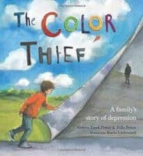Children's Books with Characters Who Have a Mental Health Issue / Illness (depression)