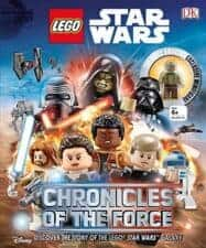 DK LEGO Star Wars Chronicles of the Force Amazing Non Fiction Children's Books