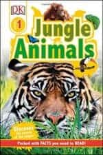 DK Level 1 Jungle Animals New Choices For Early Readers