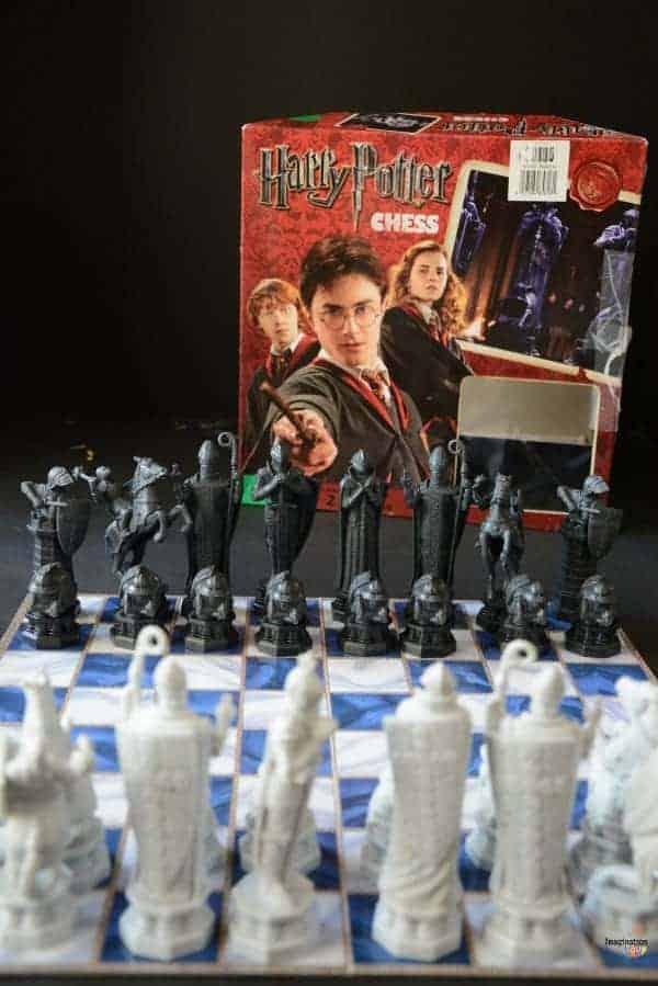 Harry Potter Chess Favorite Harry Potter Games