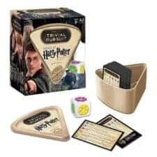 Harry Potter Trvial Pursuit Favorite Harry Potter Games