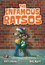 Infamous Ratsos BOOKS FOR 7 YEAR OLDS