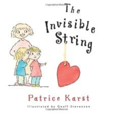 Invisible String Mental Health Issues (anxiety) in Children's Books