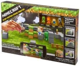 Minecraft Stop-Motion Animation Movie Creator