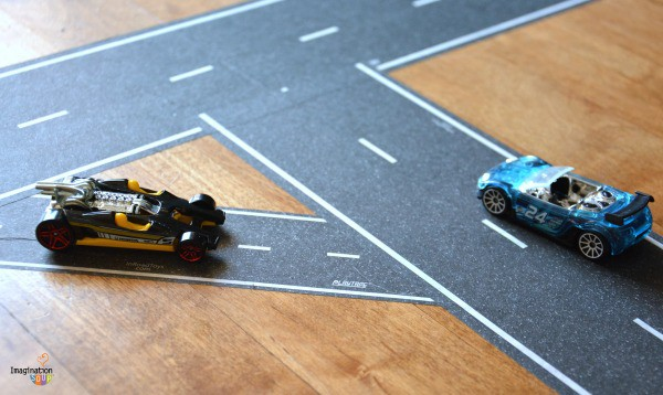 Play Tape car play Cool Road Tape Reinvigorates Our Pretend Play