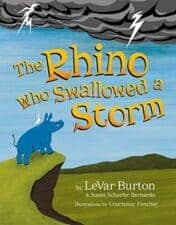 Rhino Swallowed a Storm Mental Health Issues in Children's Books