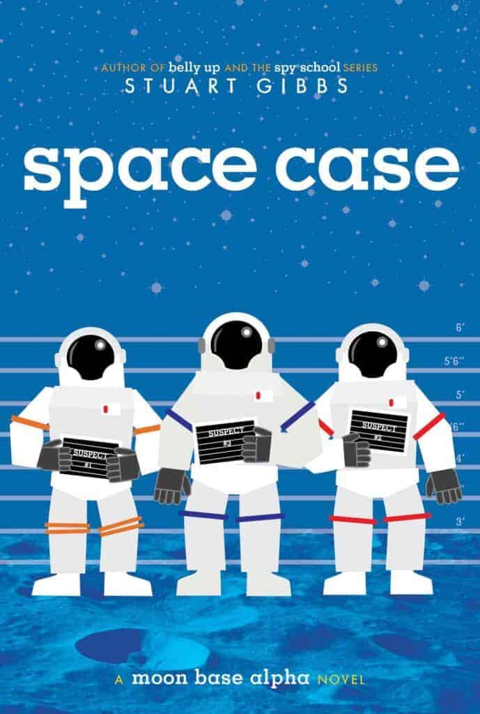 Space Case good books for 11 year olds