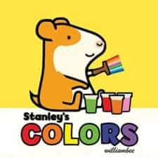 Stanley's Colors board books 2016