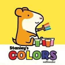 Stanley's Colors board books 2016