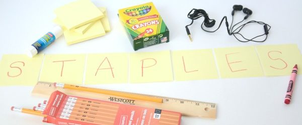 Best Back to School Shopping Deals and Tips at Staples