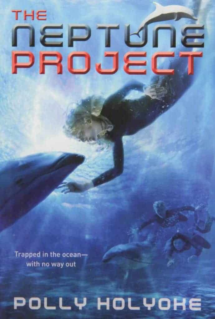 The Neptune Project BEST BOOKS FOR 12 YEAR OLDS