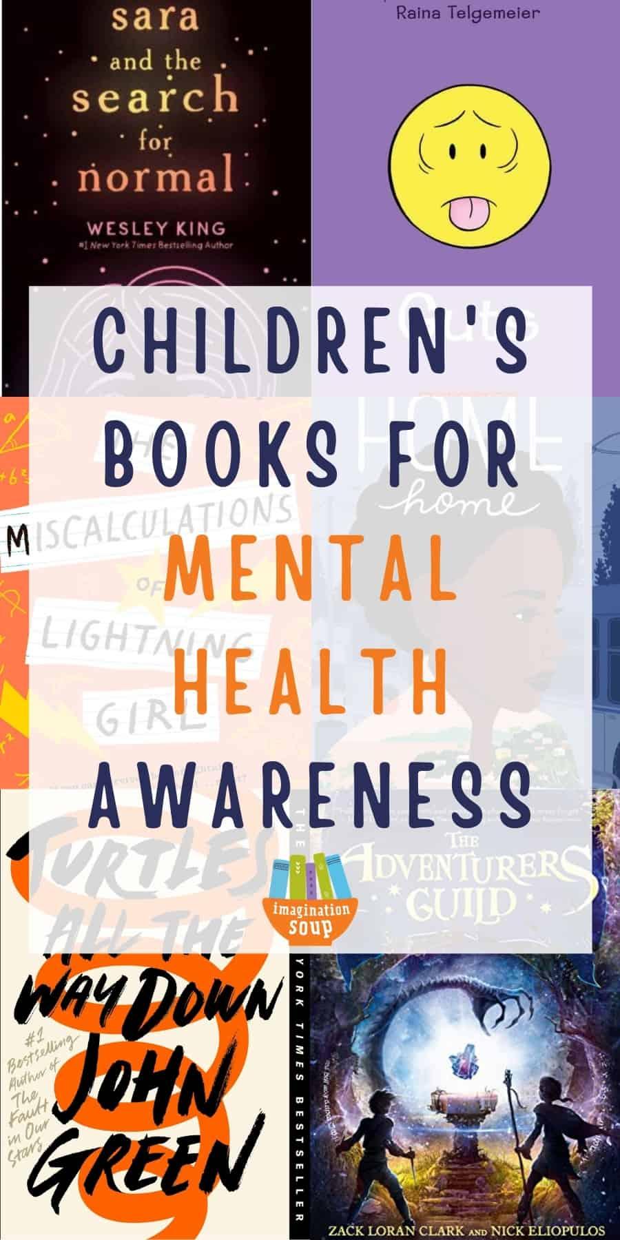 children's books for mental health awareness month