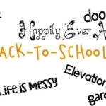 14 Free Back-to-School Fonts