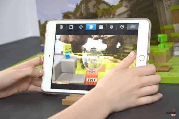 Minecraft Stop Motion Animation