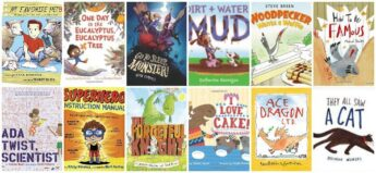 new picture books 2016 summer