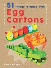 51 things to make with egg cartons Awesome Activity Books: Crafts, Magic, Drawing, and More