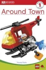 Around Town DK Reader LEGO 1 Kid-Favorite LEGO Books
