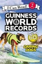 Daring Dogs good books for new readers 5 and 6 year olds