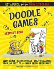 Doodle Games Activity Book Awesome Activity Books: Crafts, Magic, Drawing, and More