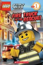 Fire Truck to the Rescue Kid-Favorite LEGO Books
