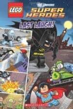 Last Laugh Kid-Favorite LEGO Books