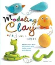 Modeling Clay with 3 Basic Shapes How to Make Cute Clay Creatures