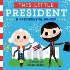 This LIttle President Children's Books about Elections and Voting