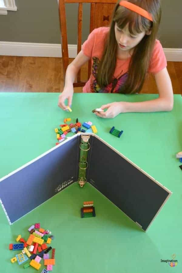 Visual Processing Memory Activity with LEGOs Fun Auditory and Visual Processing Activities with LEGOs
