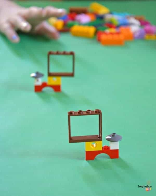 auditory processing activity with LEGOs Fun Auditory and Visual Processing Activities with LEGOs