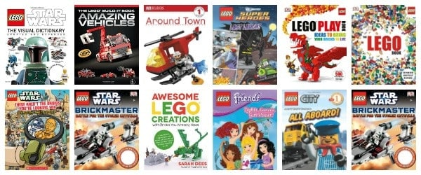 Kid-Favorite LEGO Books