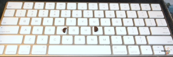 how to remember typing keys