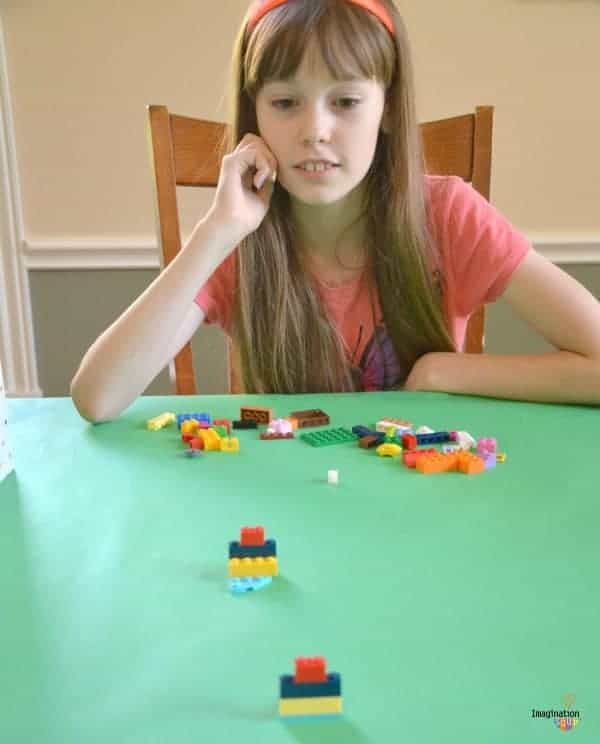 listening activity with legos Fun Auditory and Visual Processing Activities with LEGOs