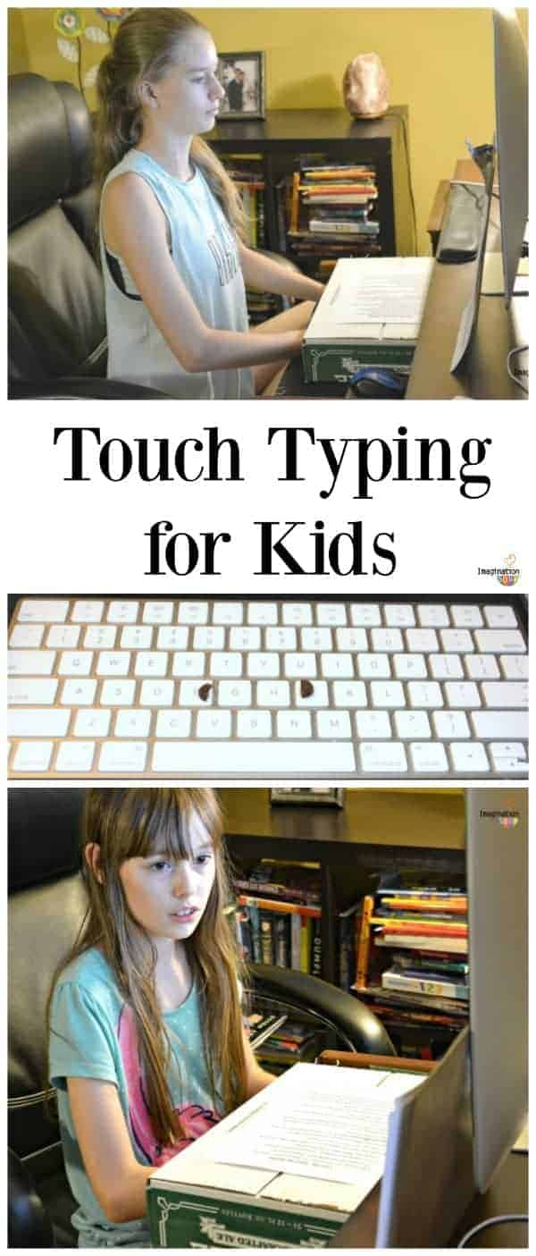 touch typing is the best way for kids to learn keyboarding skills