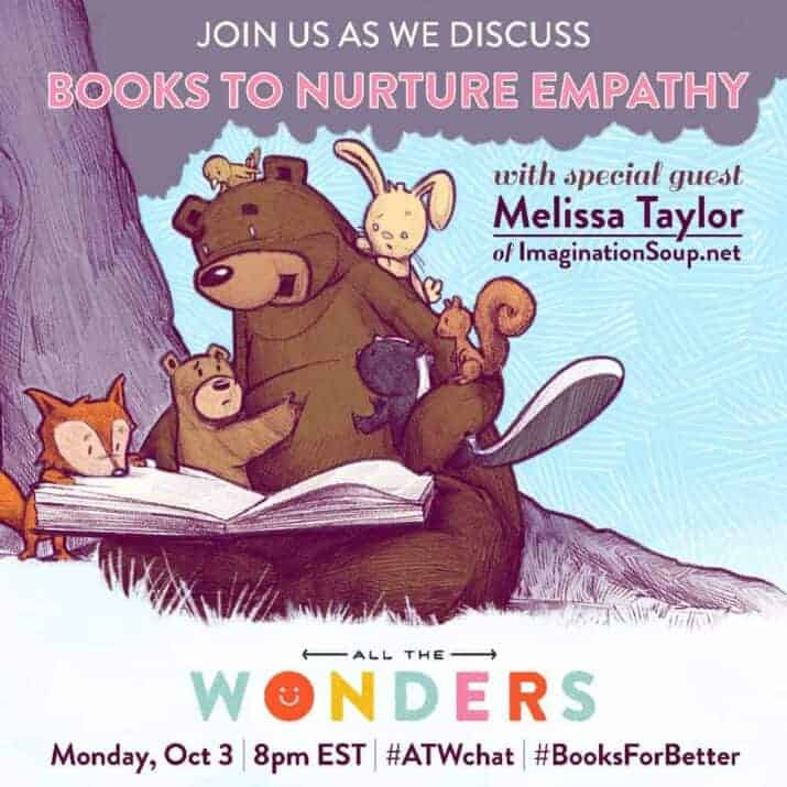 Let's Talk About Nurturing Empathy in Our Kids in a Twitter Chat